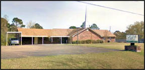 Life Baptist offered their facilities beginning with the Nov. 2015 distribution.